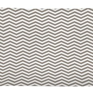 Pillow Case Chevron Lines Print Cover No Insert